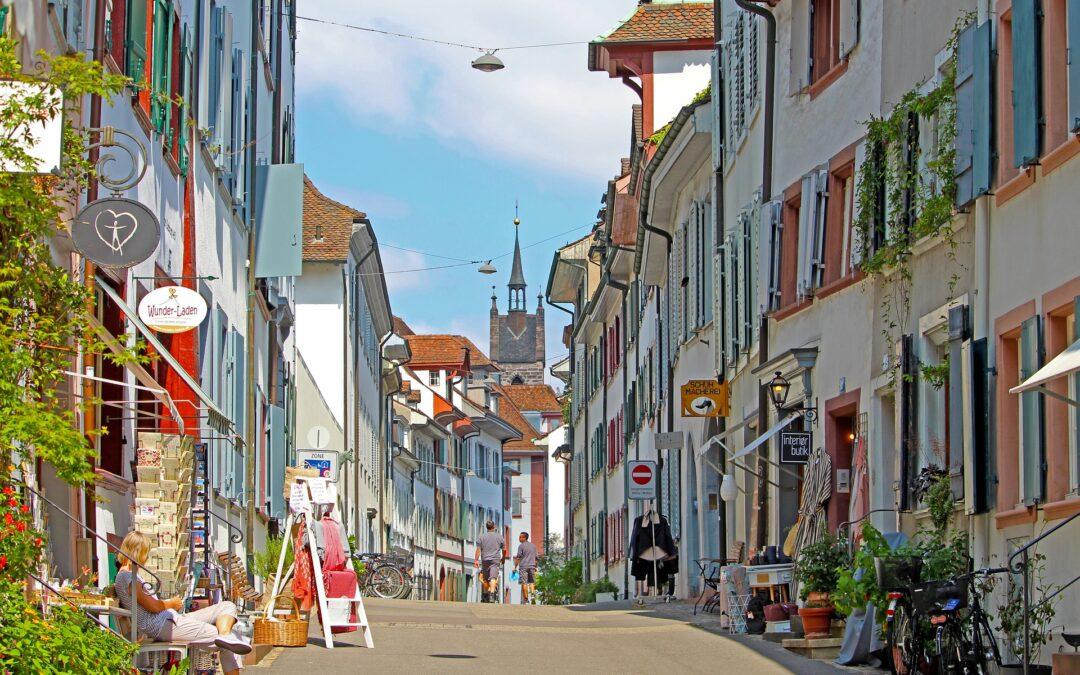Visita guiada por Basel.