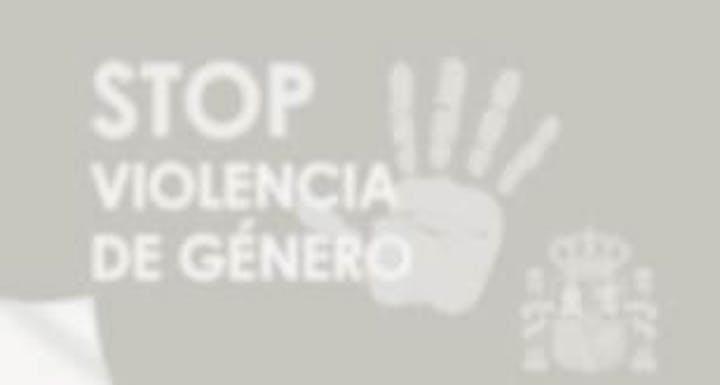 ¡STOP VIOLENCIA DE GÉNERO!