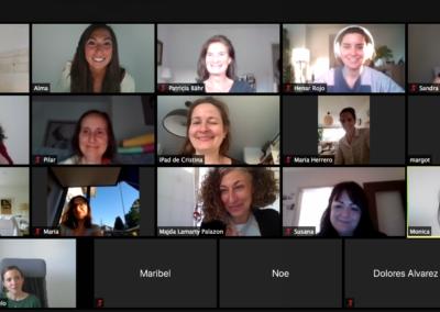 Participantes en el Workshop Personal Branding