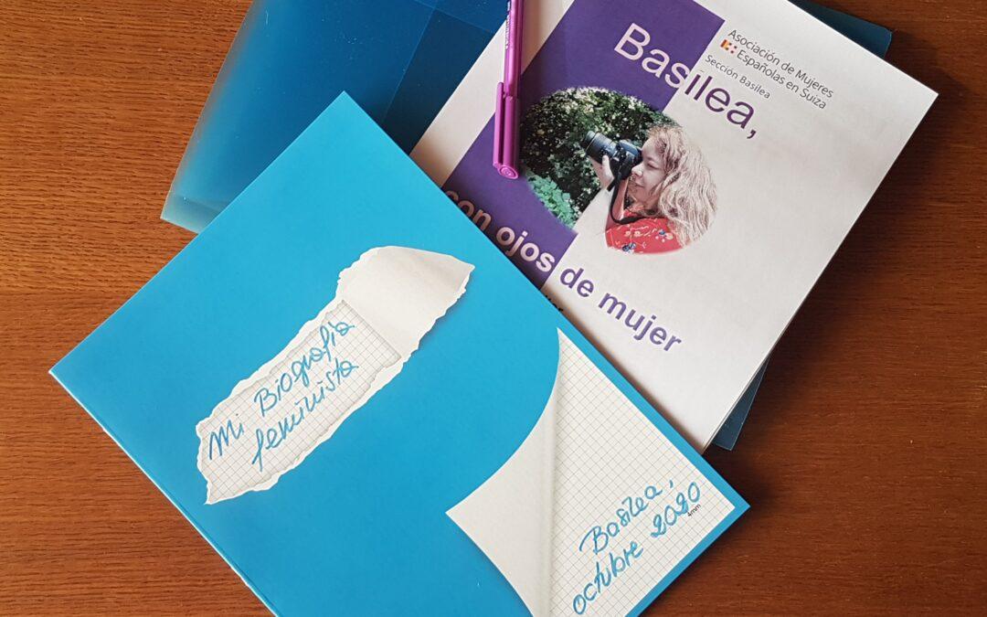 Notas sobre «Mi biografia feminista», actividad en Basel