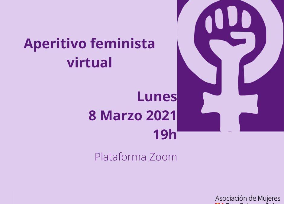Aperitivo feminista virtual
