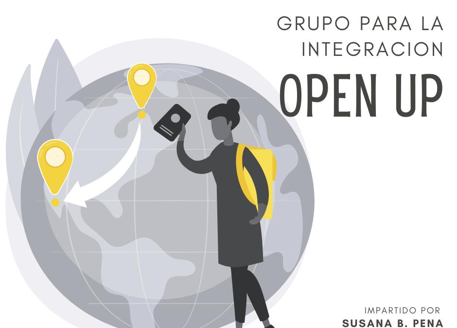 Grupo para la integración «Open up»